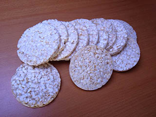 rice cakes puffed rice cakes
